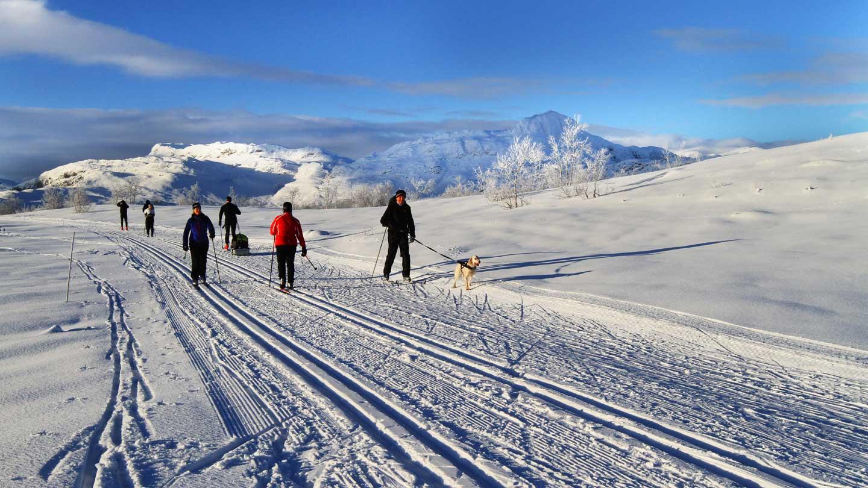 Wintersport 2018 Beitostølen
