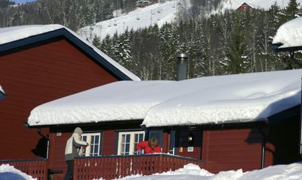 Hafjell Sørlia Chalets incl. overtocht Color Line