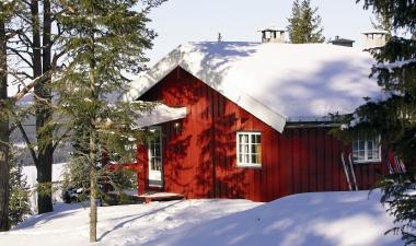 Gålå 2015<br>Gålå Chalets<br>incl. overtocht Color Line