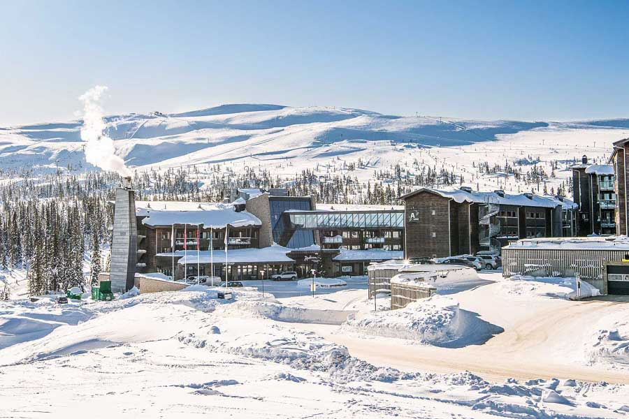 Radisson Blu Mountain Resort Appartementen, Trysil 2021/2022