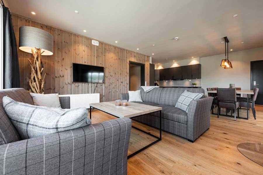 Trysil Turistsenter privé chalets/appartementen, Trysil 2021/2022