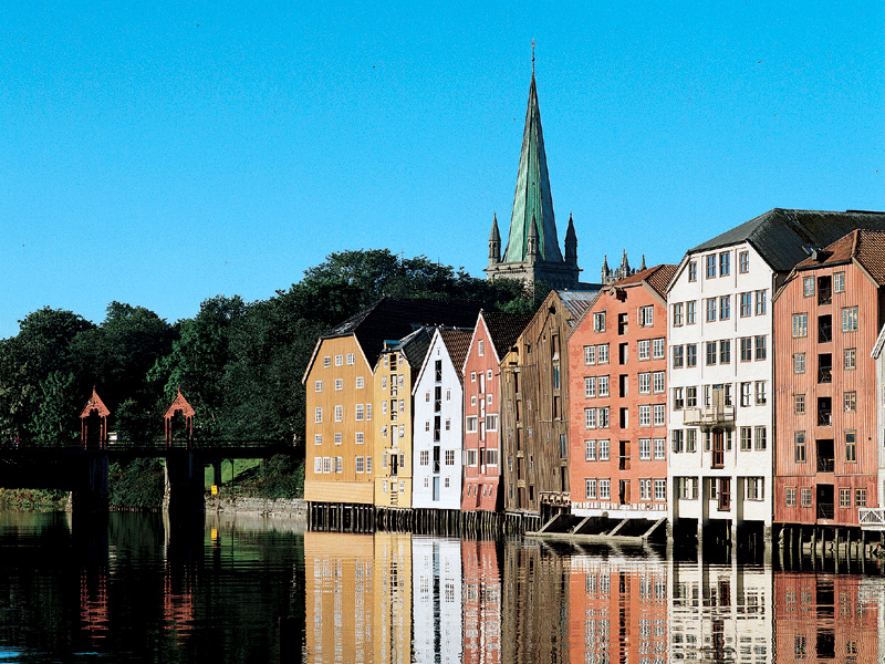 4-daagse Citybreak Trondheim