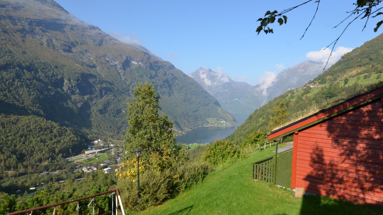Geirangerfjord arrangement - Hole Hytteutleige