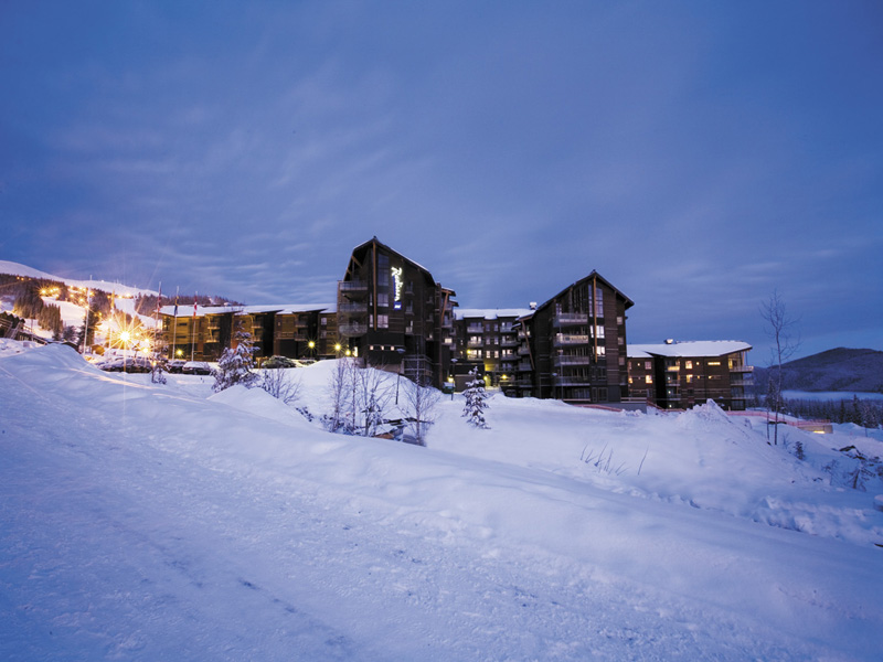 Radisson Blu Resort Appartementen Trysil