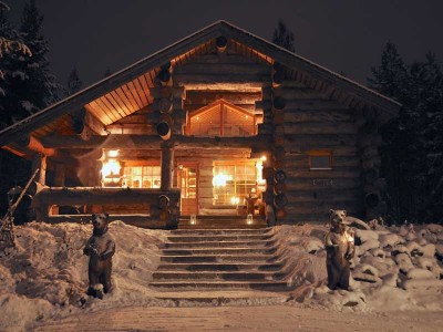 Luxe Chalets Lapland Ruka