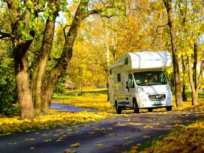 Camperen in de herfst met BBI Travel