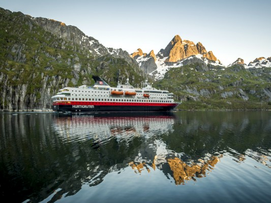 Hurtigruten 2017 BBI Travel