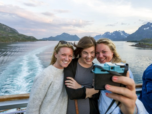 Hurtigruten 2017 fotogeniek BBI Travel